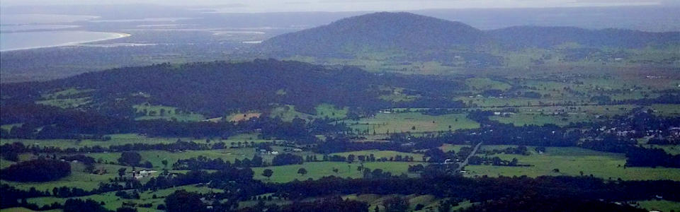 Kangaroo Valley Nestled between the neighbouring regions of Shoalhaven and the Southern Highlands