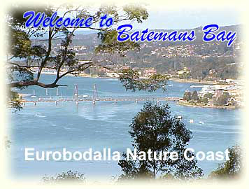 Batemans Bay, South Coast, NSW