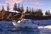 Bermagui Deep sea fishing, South Coast, NSW