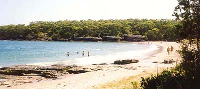 Abrahams Bosom Beach, South Coast, NSW