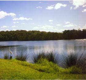 Lake Conjola, South Coast, NSW